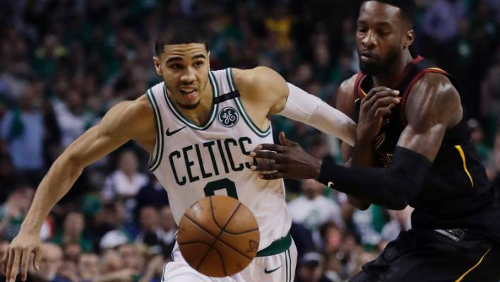 Boston Celtics edge Cleveland Cavaliers to go 3-2 up in NBA Eastern  Conference finals 710edd0a0