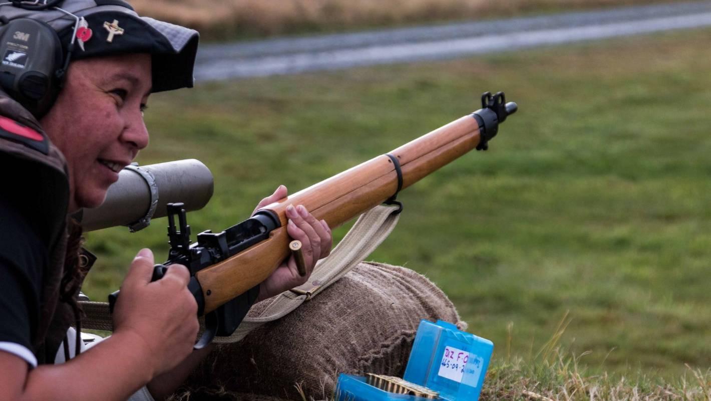 Nz dating taranaki rifles
