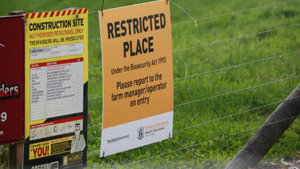 Mycoplasma bovis is the most severe economic biosecurity issue to hit New Zealand predicted to cost $1 billion over 10