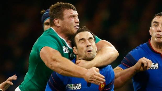 World Rugby to trial rule changes that lower tackle height