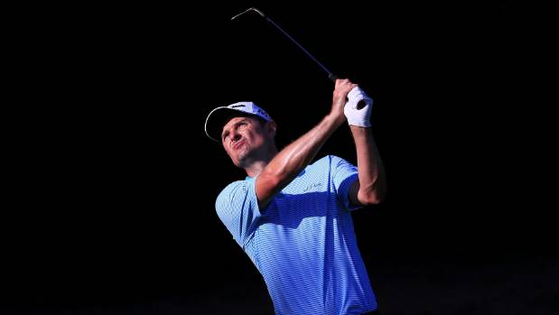 Justin Rose Gets 3-Stroke Victory At Fort Worth Invitational