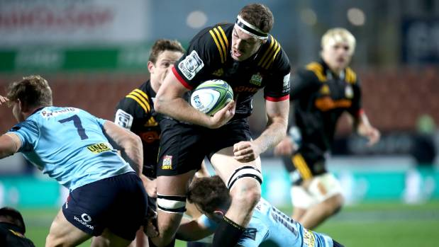 Recap: Chiefs v Waratahs - Super Rugby week 15