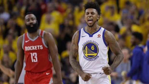 Rockets Vs. Warriors Game 6 Live Stream