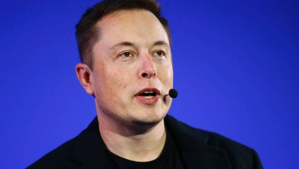Elon Musk has it out with suspected Tesla saboteur