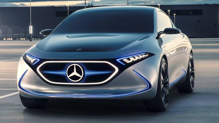 Mercedes Benz Plans To Launch 10 Electric Vehicles By 2022 This Is The Eqa