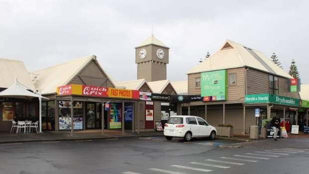 Highland park shopping centre