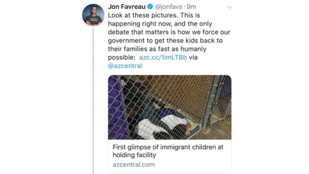 Trump blames Democrats for how his administration handles separated immigrant children