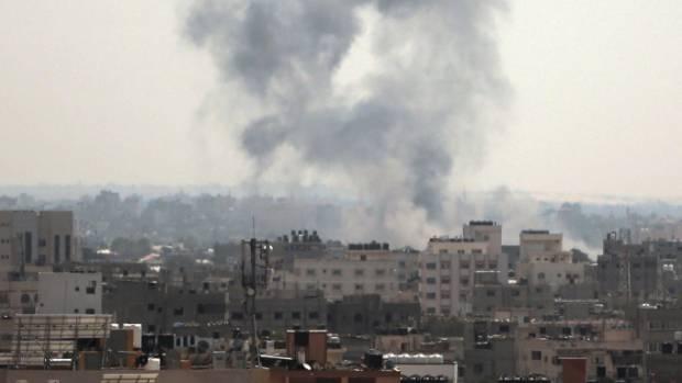 US seeks urgent UN council meeting on anti-Israel strikes