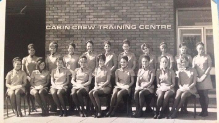 british airways training centre