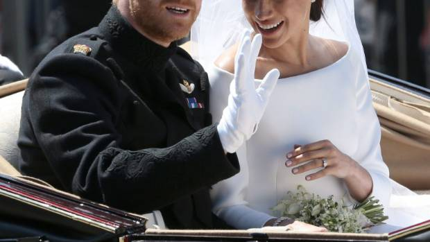 Prince Harry and Meghan Markle return $13m worth of royal wedding gifts