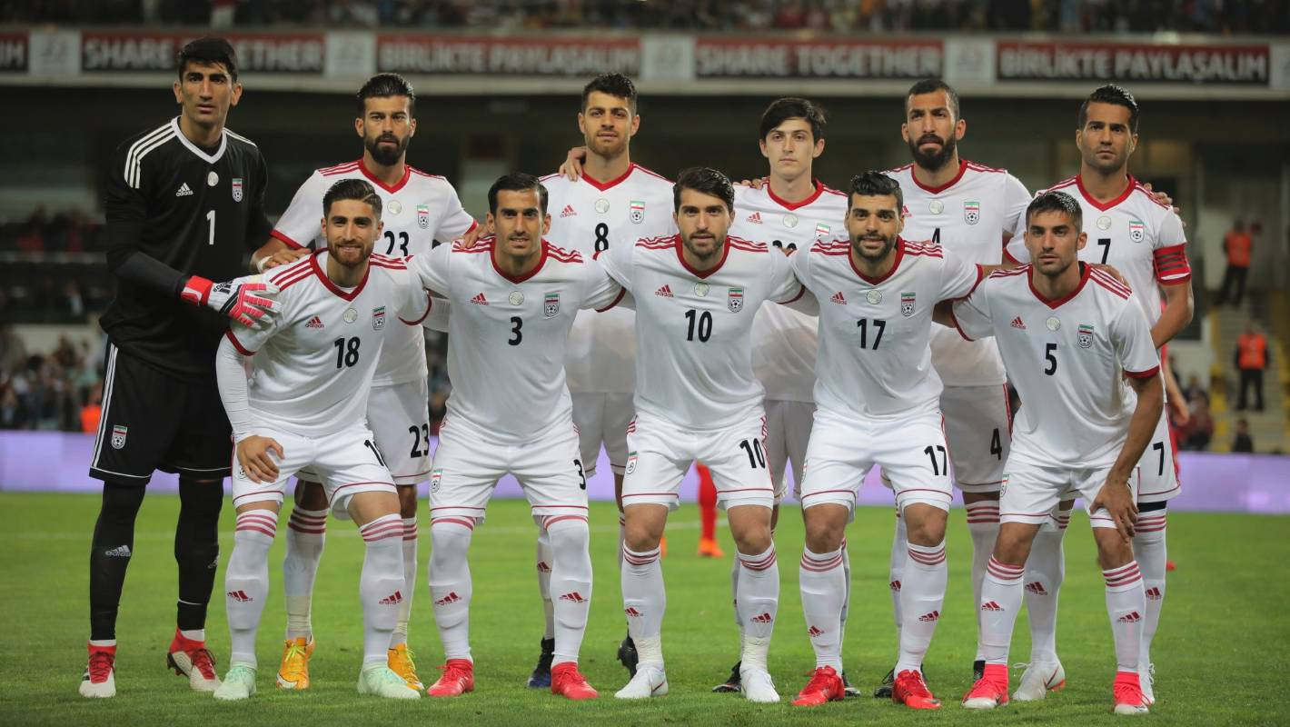 259a24fbed6 2018 World Cup team profiles  Iran