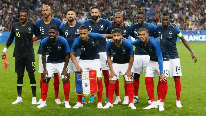 new arrival 0f276 d43a1 2018 World Cup team profiles: France | Stuff.co.nz