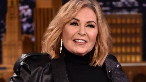 Trump breaks silence on Roseanne race row, attacks ABC