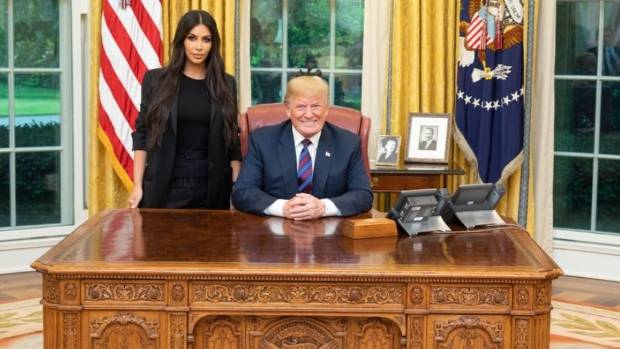 Kim Kardashian Addresses Possible Future in Politics: 'Never Say Never'