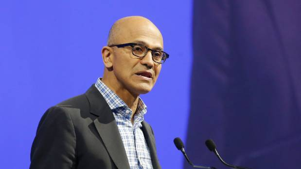 Microsoft Beats Alphabet but Still Behind Apple