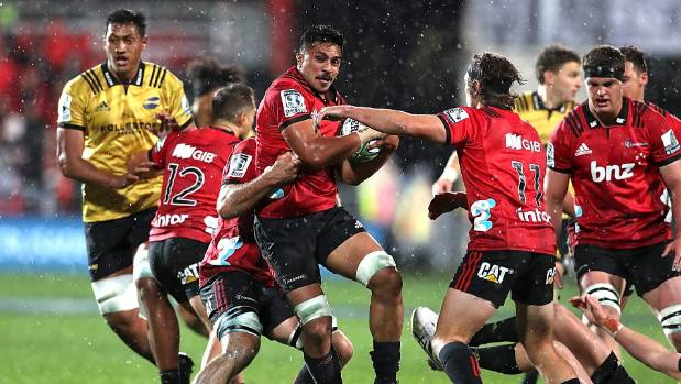 Crusaders flanker Peter Samu to join Wallabies after agreement is reached