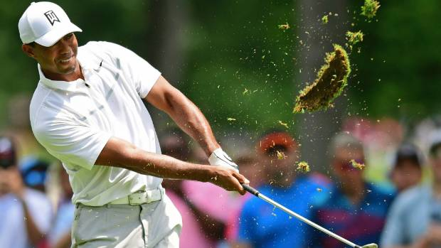 Memorial Tournament - Tiger Woods Has More Than Enough Game to Win
