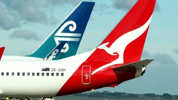 Qantas and Air New Zealand to codeshare