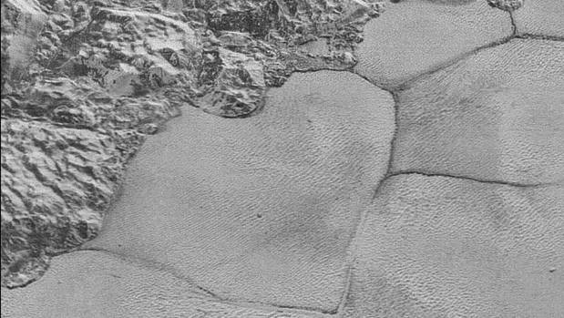 Pluto's 'Ice Dunes' Are Proof It Has 'Earth-like Characteristics'