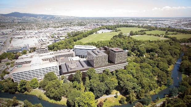 Christchurch Hospital building has 'high life-safety risk'