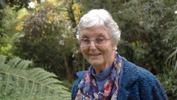 Susan Millar was awarded the Queen's Service Medal for her services to conservation as part of the 2018 Queen's Birthday ...