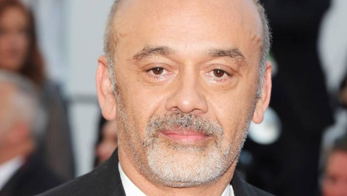 27aea8a3f03f Christian Louboutin says that he s seenthe positive effect that a great  pair of shoes can have