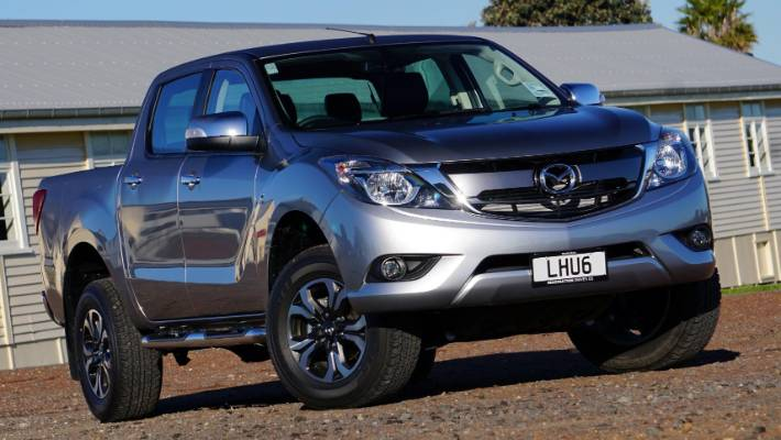 2019 Mazda Bt 50 Usa Release Price Specs And Changes >> Mazda Can T Seem To Make Up Its Mind About The Luxury Bt 50