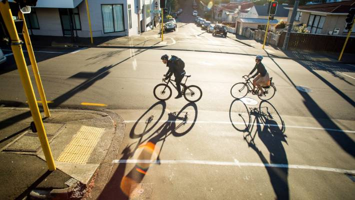 More ideas for cycleways through Wellington\'s suburbs | Stuff.co.nz