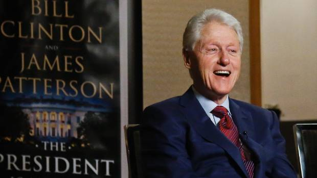 Bill Clinton clarifies his comments about Lewinsky apology
