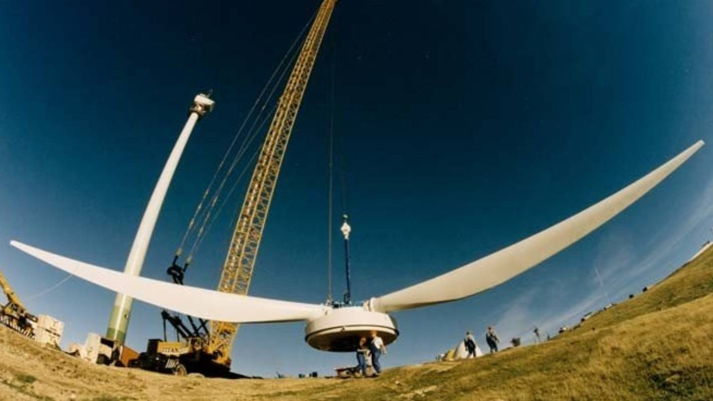 Flashback Big Wind Comes To New Zealand For The First Time Stuff Co Nz