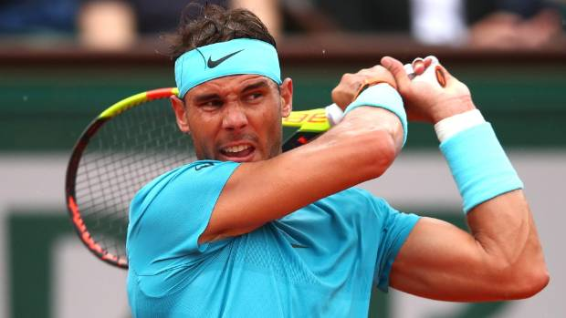 Rafael Nadal has lost his first set at the French Open since 2015