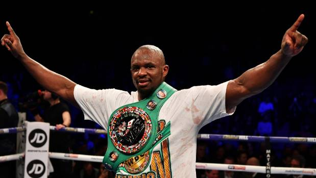 Whyte: Parker fight 'fell from the sky'