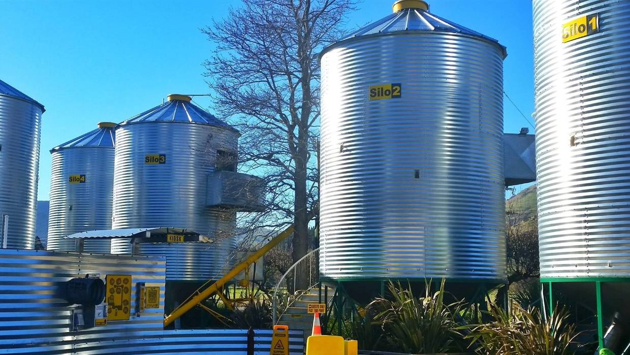 Could you see yourself living in a converted silo in Banks Peninsula ...