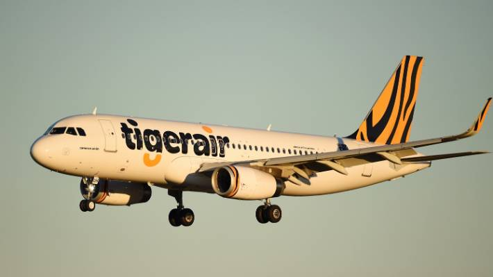 'Incident on board' forces Tigerair flight to turn back to Sydney