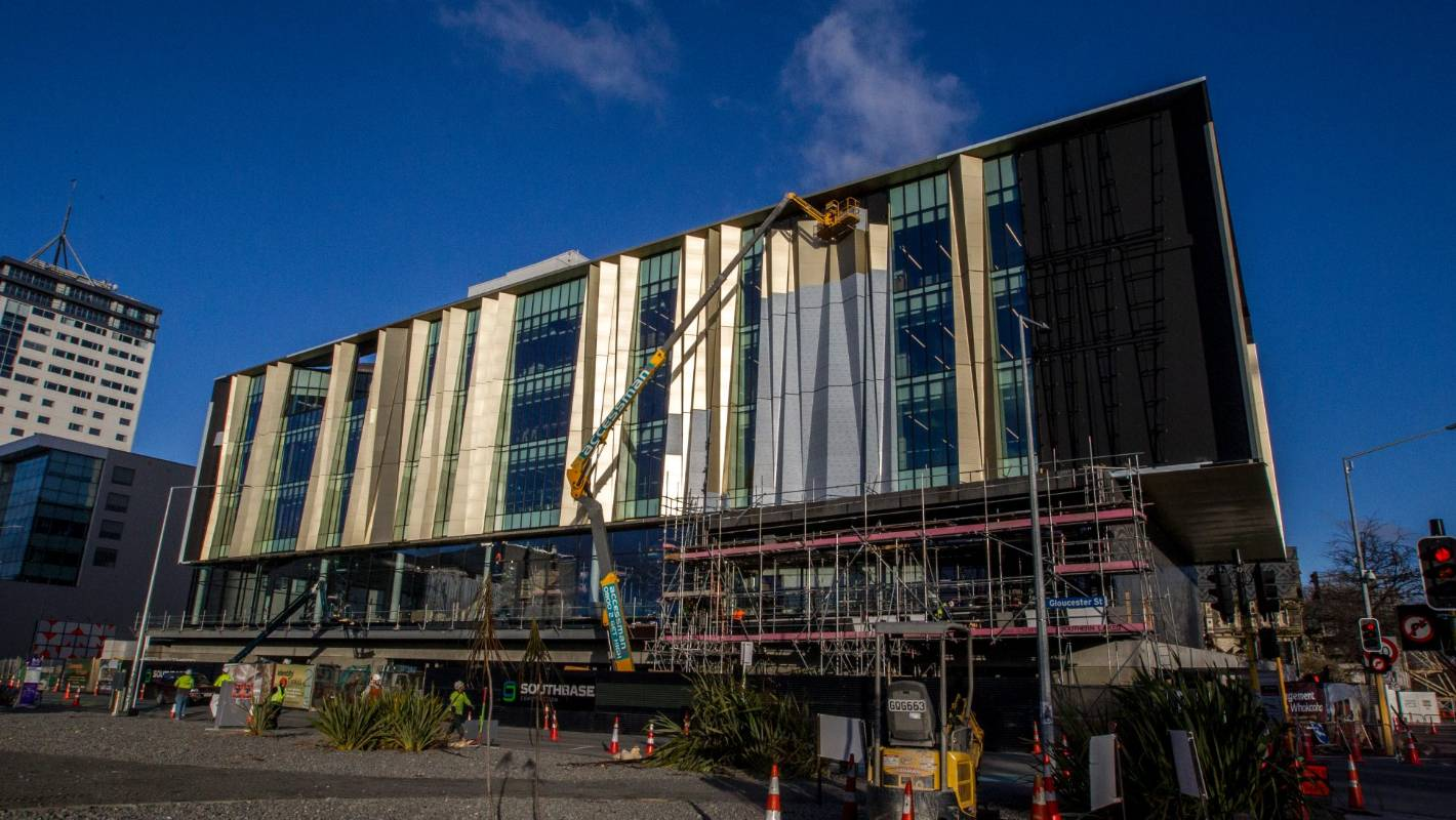 Christchurch Central News: Christchurch's New Central Library To Cost $7m A Year To