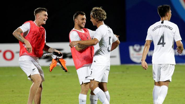 Moses Dyer the hero as All Whites edge India at the death
