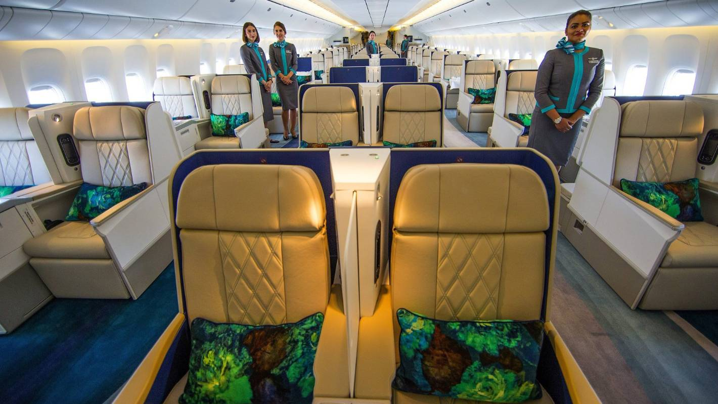 Five ways to get more legroom when flying economy class