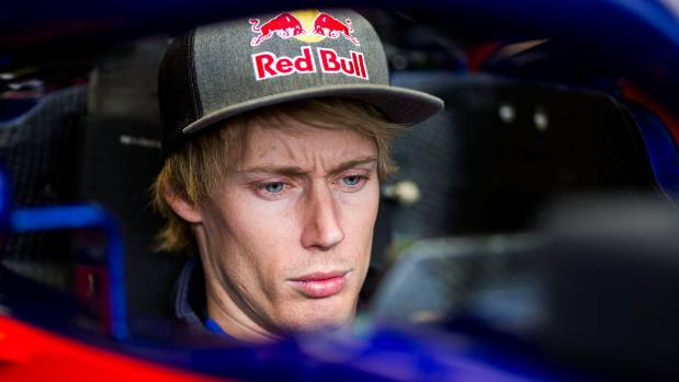 Hartley unfazed by rumours on his Toro Rosso future