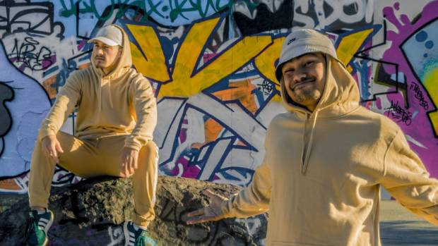 Hip hop dancing duo have the blueprint to success stuff the pair won the san diego exchange award at the wellington fringe festival this year malvernweather Gallery