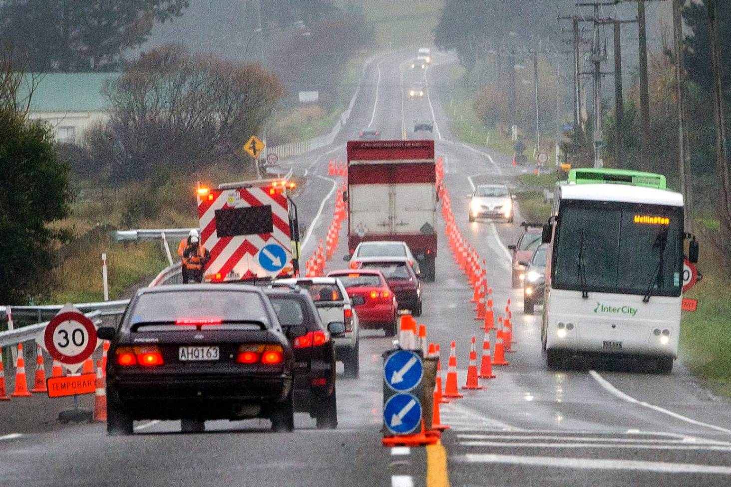 Horowhenua residents question whether safety barriers will