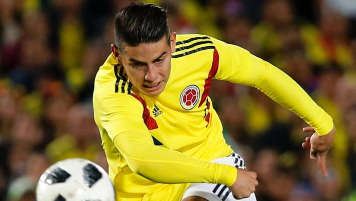eb222b3d771 James Rodriguez won the golden boot four years ago and remains the  undisputed star of this