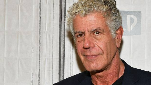 How Anthony Bourdain's Mom Learned of His Tragic Death