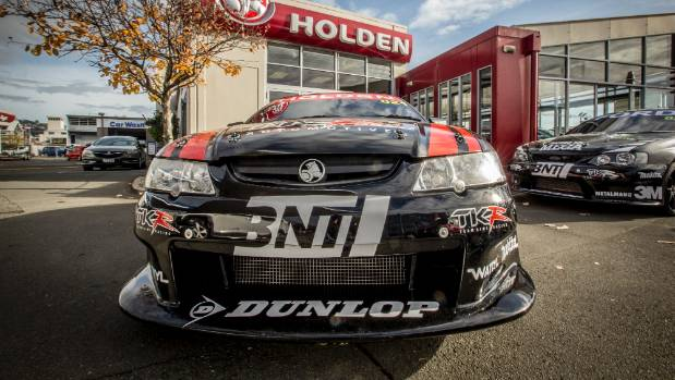 Nelson motorsport enthusiasts were treated to a visit from the Team Kiwi Racing V8 Supercars Tour, including ...
