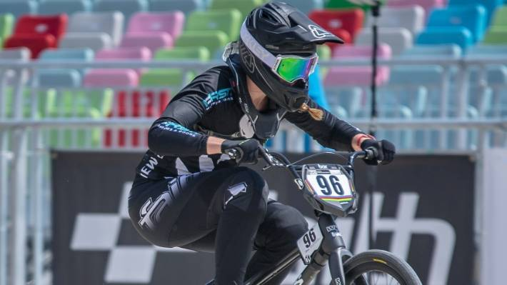 kiwi riders miss out on finals at bmx world championships in