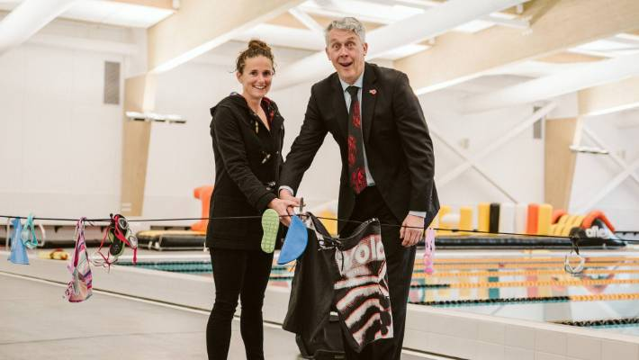 New pool in wanaka opens with a splash Wellington swimming pool opening times