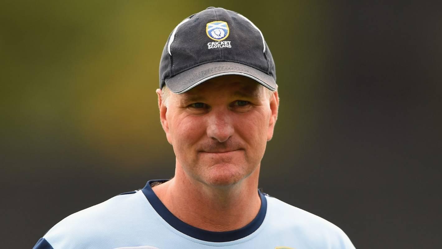 Grant Bradburn pushes Black Caps case as Scotland stun England in ODI
