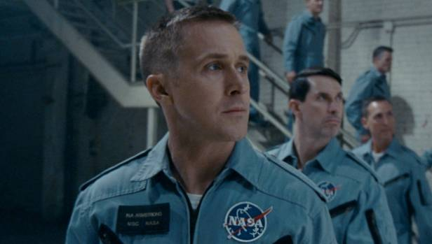 Ryan Gosling Soars As Neil Armstrong In The Trailer For First Man