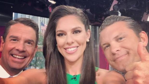 Abby Huntsman is a co-host of Fox & Friends the Fox News TV show seems to be a favourite of US President Donald Trump