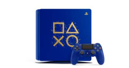 The next generation PlayStation console could hit in 2020. This Days of Play version is one of the limited editions ...