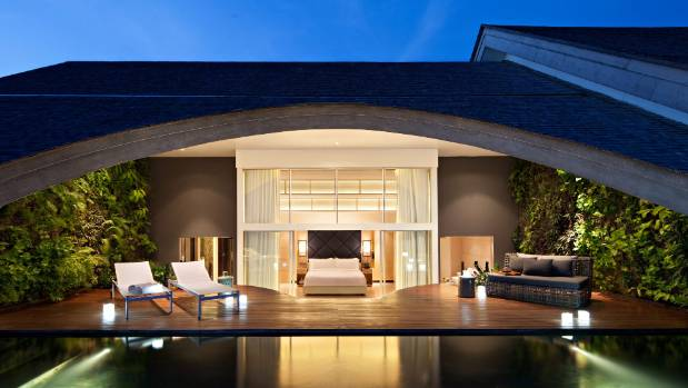 Five star luxury Como Uma Canggu is Bali's newest hotspot.